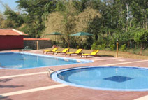 Mc resort bandipur resorts for Resorts in bandipur with swimming pool